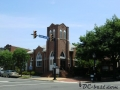 Church on the King Street in Alexandria, Virginia