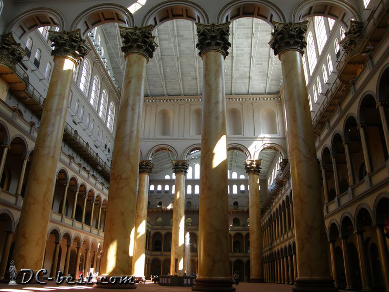 National Building Museum. Washington, D.C.