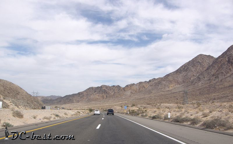 The Desert Highway