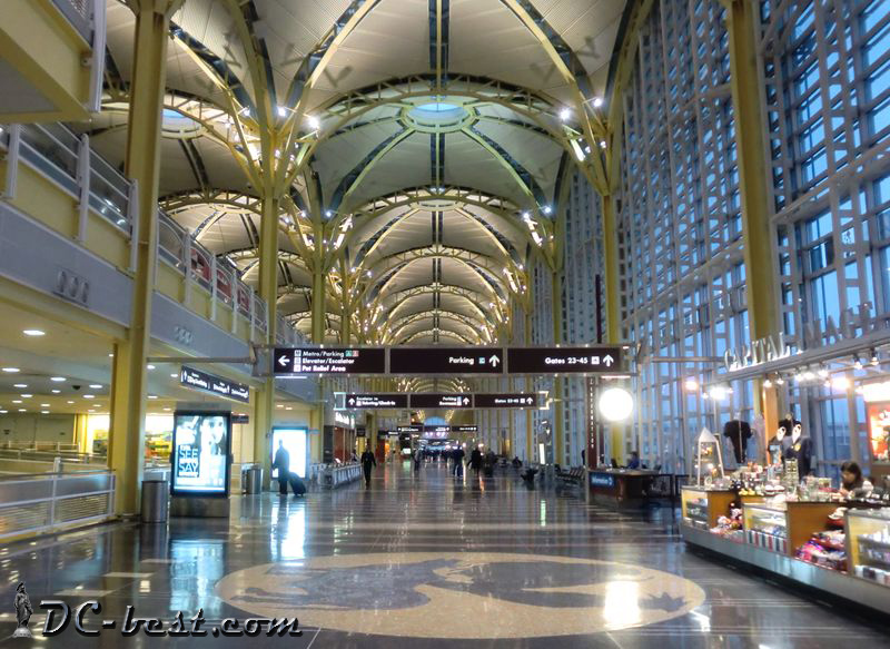 Ronald Reagan Washington National Airport