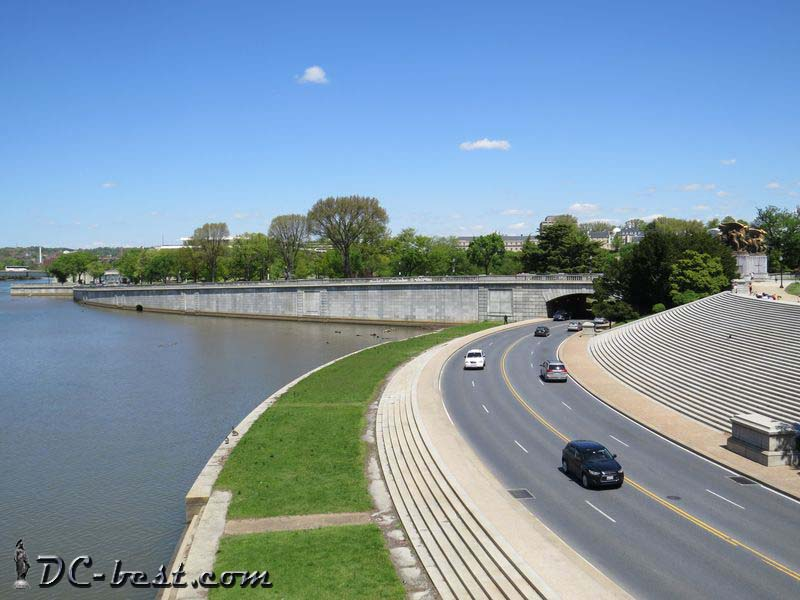The Rock Creek and Potomac Parkway