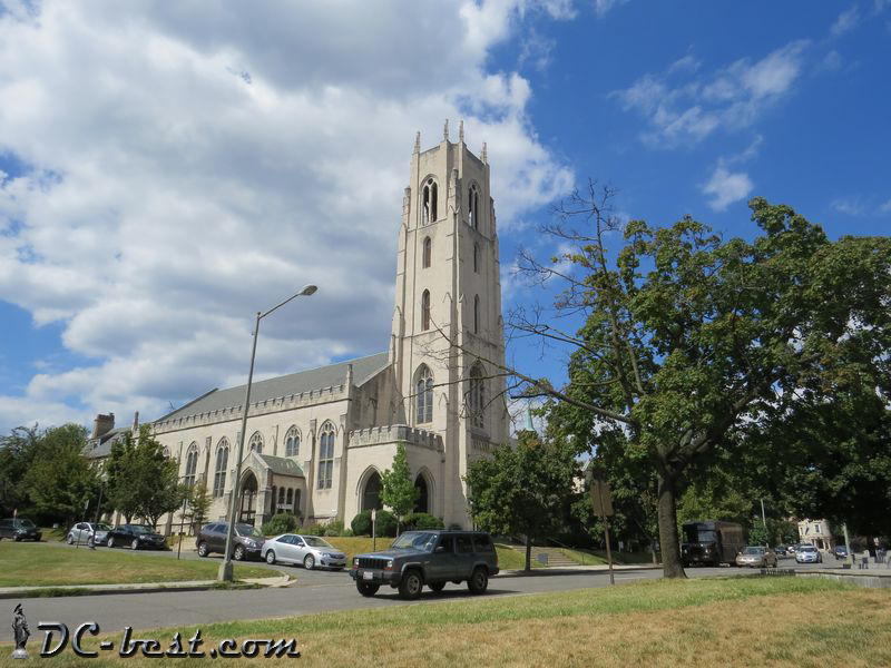 The Pilgrim Church in washington, D.C.