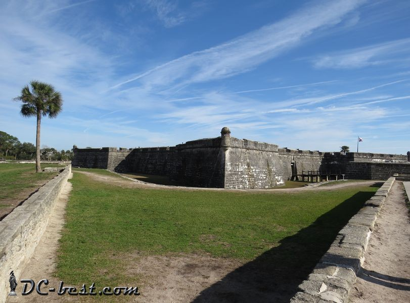 Castillo de San Marcos National Monument, Saint Augustine, Florida