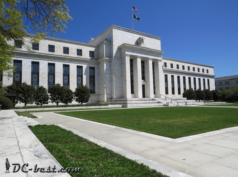 Marriner S. Eccles Federal Reserve Board Building