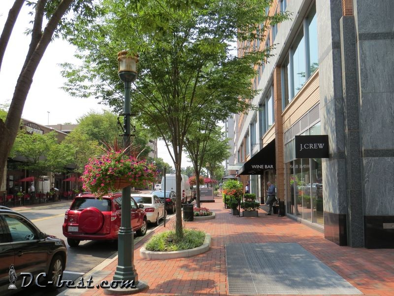 Reston Town Center, Virginia