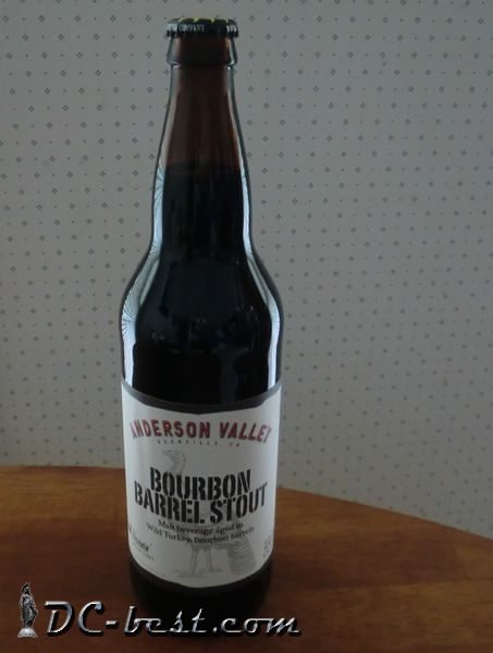 Bourbon Barrel Staut