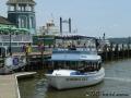 Причал на реке Потомак. Александрия, Вирджиния