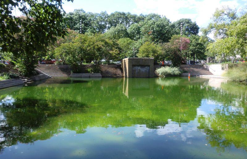 Pershing парк
