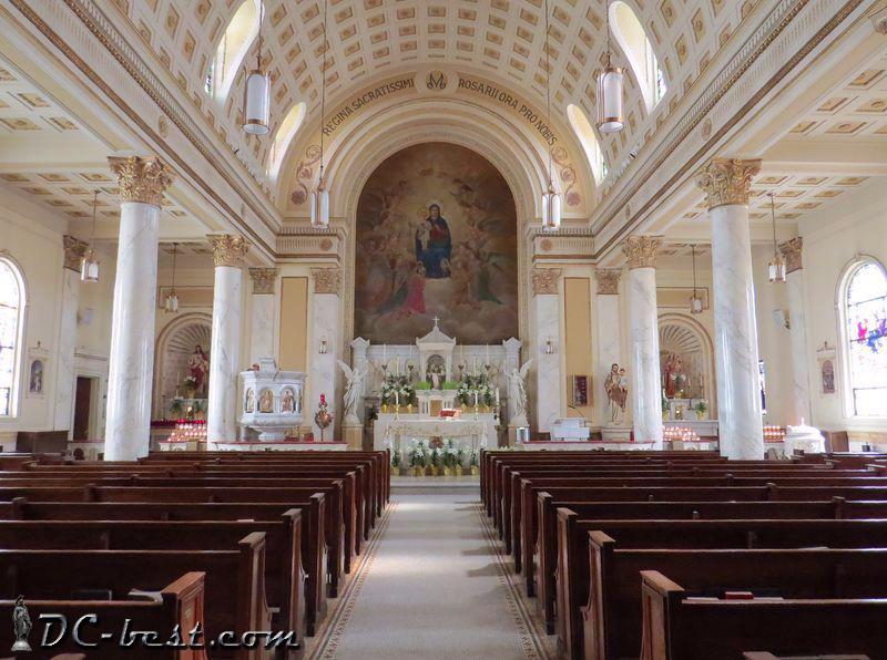 Итальянская католическая церковь в Washington, D.C.