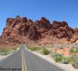 Valley of Fire — шедевр пустынного пейзажа