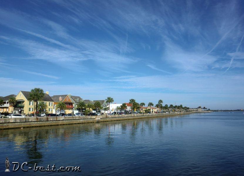 Saint Augustine — самый старый город в США